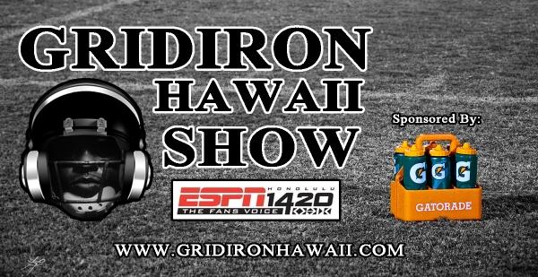 Gridiron Hawaii Radio Show