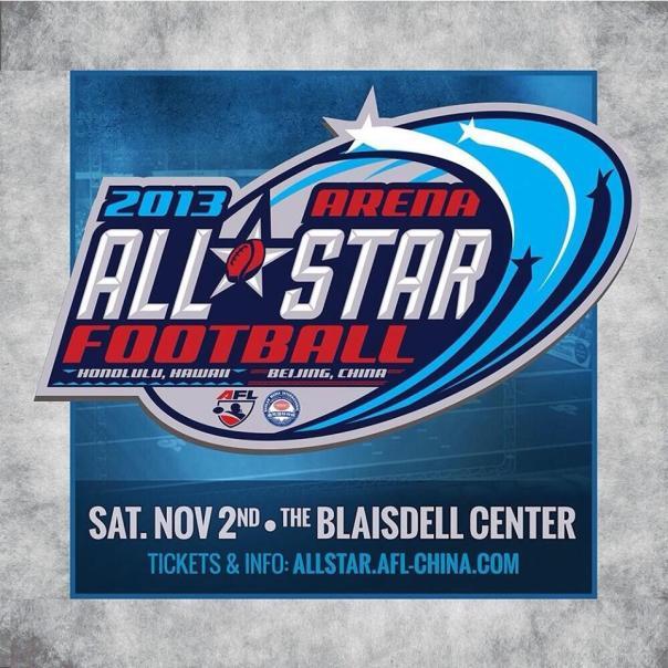 AFL All Star Game Banner