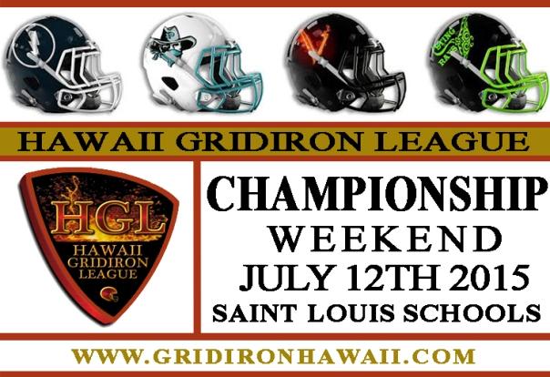 2015 HGL Championship Weekend Teaser